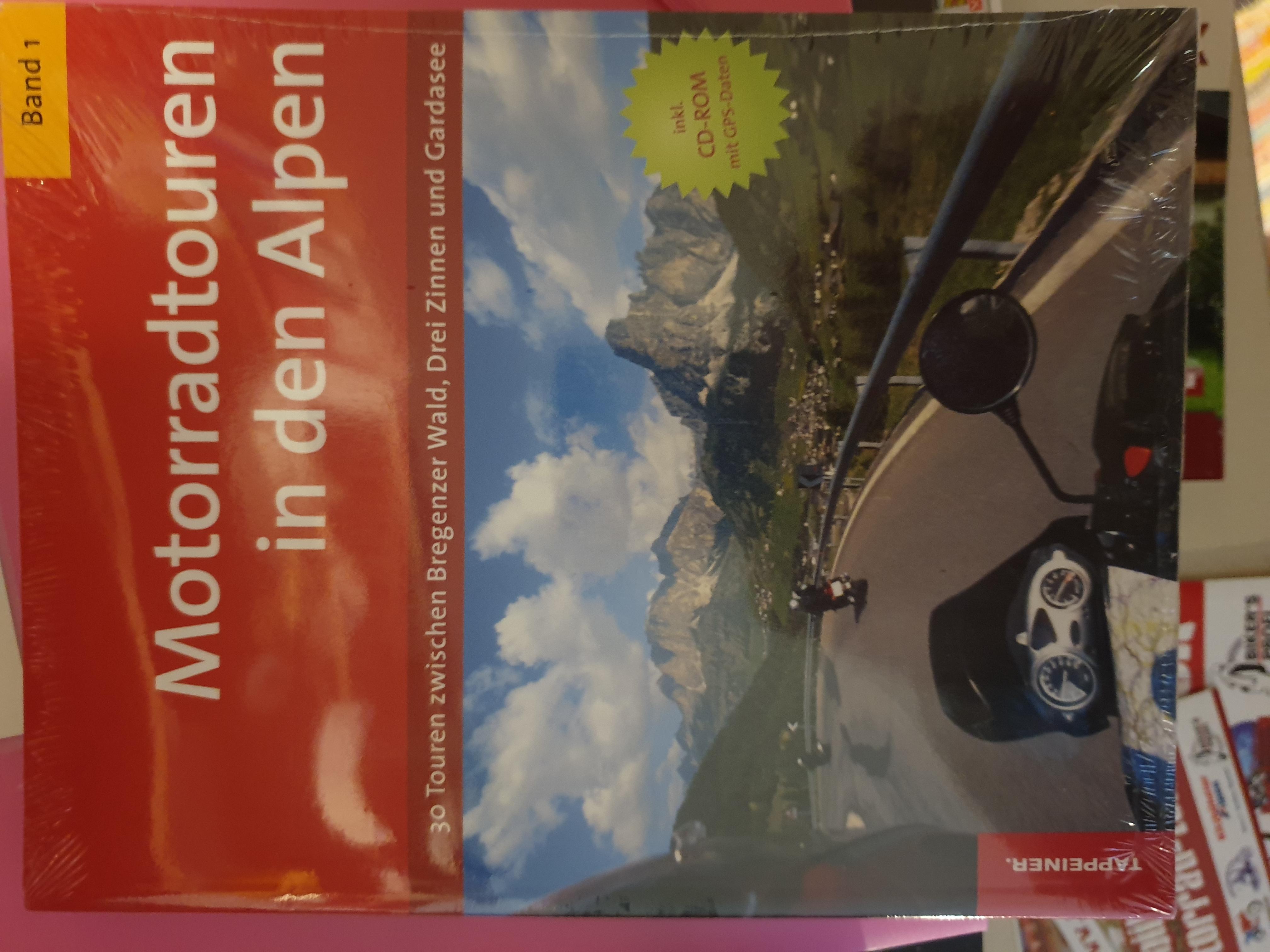 Motorradtouren in den Alpen - 0
