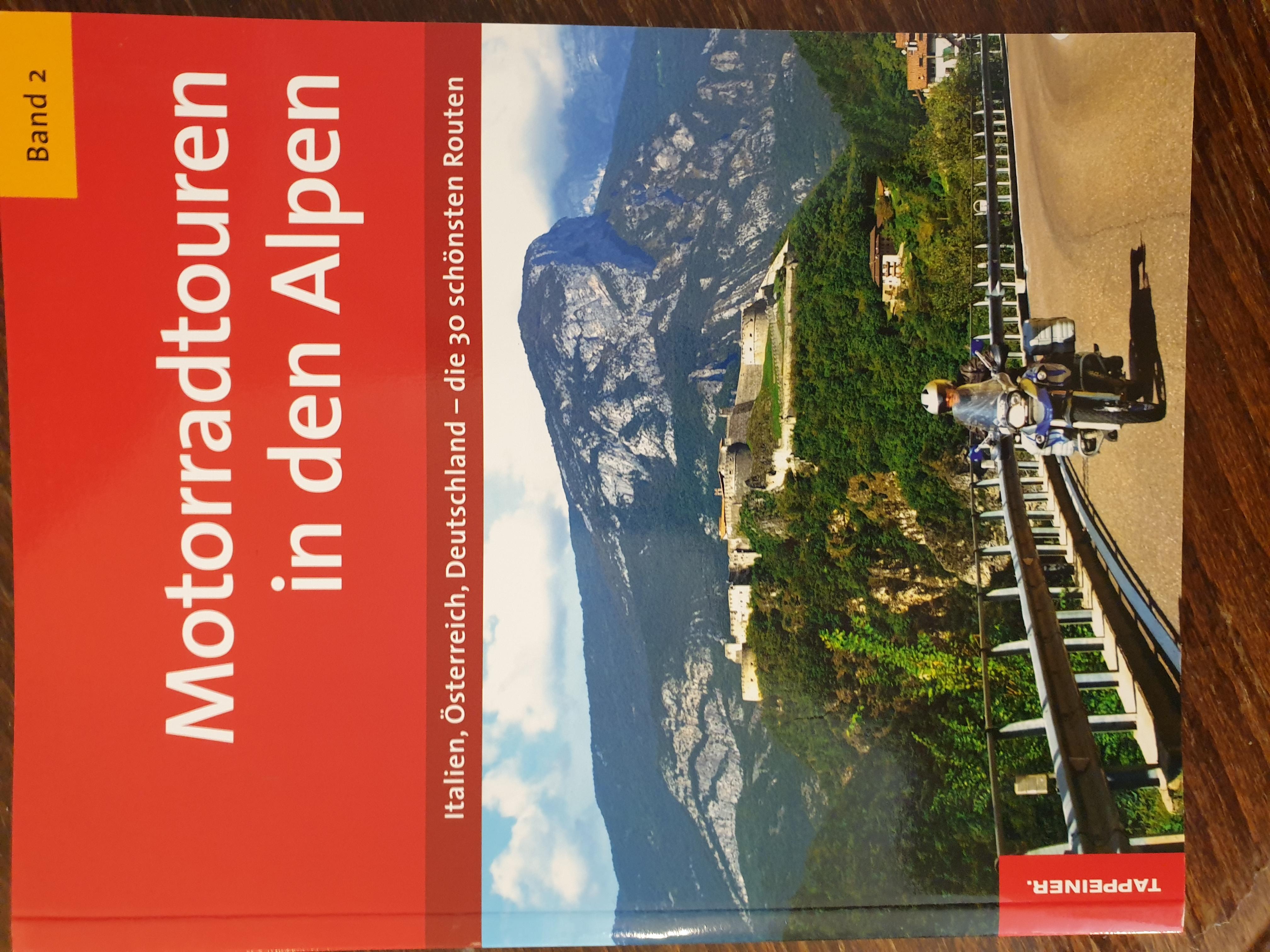 Motorradtouren in den Alpen Band 2 - 0