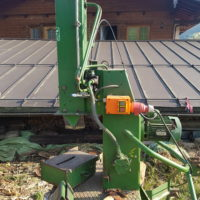 Holzspalter Posch - 3