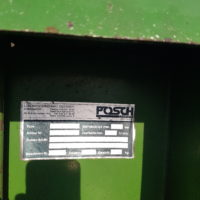 Holzspalter Posch - 4