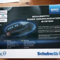 Motorradhelm C3 Pro mit Sprechfunkanlage SCR System Schuberth - 1