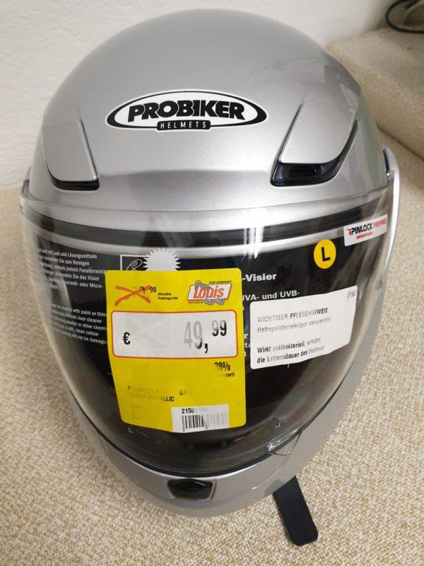 Probiker Helm - 0
