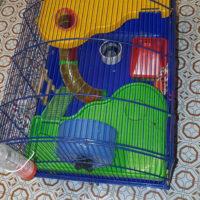 Großer Hamsterkäfig mit sämtlichen Zubehör - 1