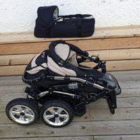 Kombi Kinderwagen - 9