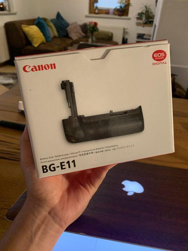 Canon EOS BG-E11 Batteriegriff für Canon EOS 5D Mark III - 0