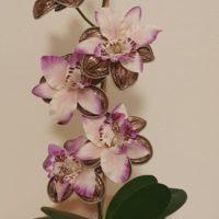 Orchideen aus Kaffeekapseln - 0