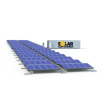 SOLAR CONTAINER Photovoltaik Container - 0