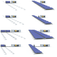 SOLAR CONTAINER Photovoltaik Container - 1
