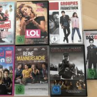 DVDs - 0