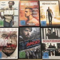 Diverse DVDs (6x) - 0