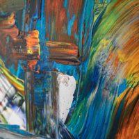 Acryl painting 120x100 - 0