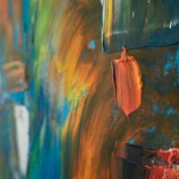 Acryl painting 120x100 - 2
