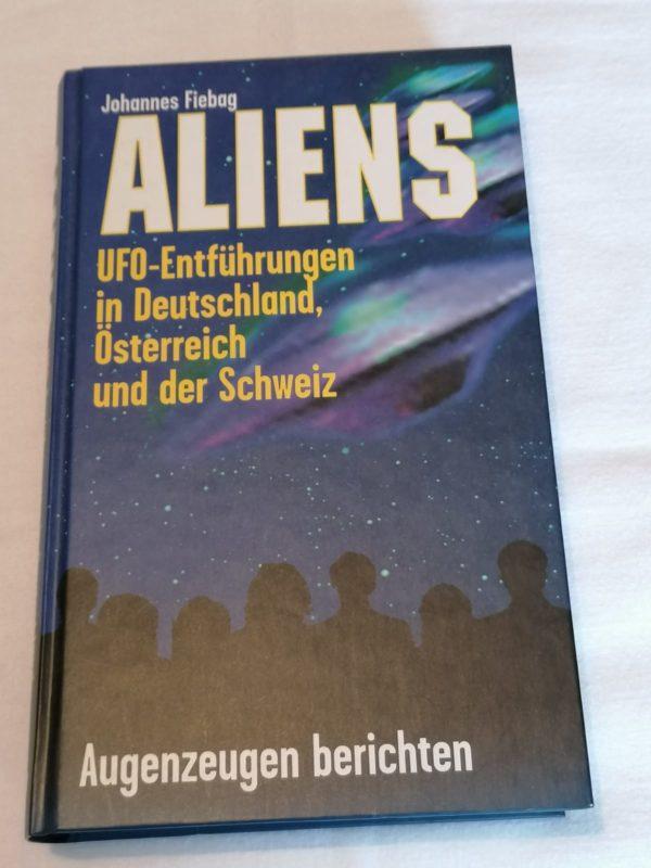 Augenzeuge Berichte von UFO-Entführungen in Deutschland, Österreich und der Schweiz - 0
