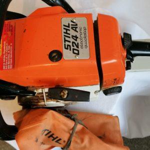 Benzin Kettensäge STIHL 024AV - 0