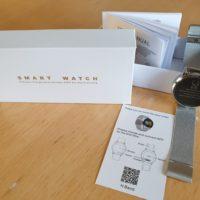 2021 Smart Watch Frauen wasserdicht eherzfrequenz Monitor Damen Uhr Sport Fitness Tracker Männer Smartwatch für Android iOS - 0