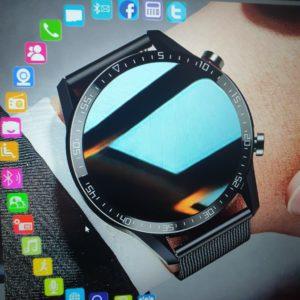 Smart Watch Android Männer wasserdicht IP67 Smartwatch Männer Smart Watch für Android Phone Iphone IOS - 1