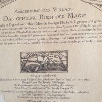 Das geheime Buch der Magie - 3